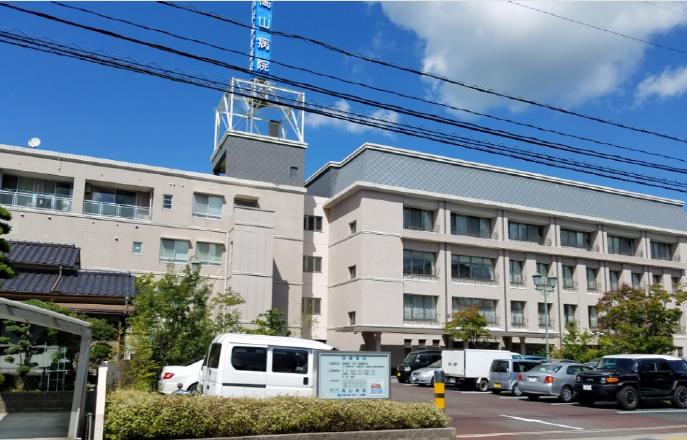 일본 후쿠오카 고산병원 얼굴인식 출입 관리시스템 구축